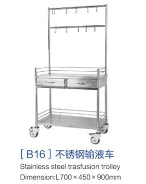 山东[b16]不锈钢输液车