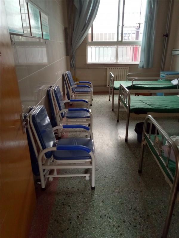 钢制陪护椅案例实图
