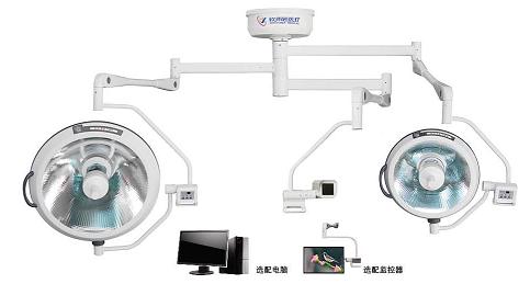 ZF700500手术无影灯(外置摄像)